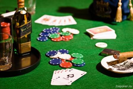 покер фото картинка