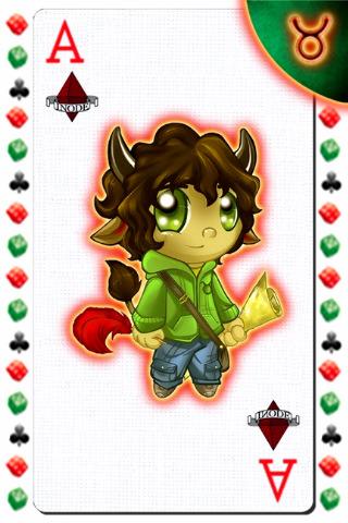 телец аватарка , покер карты