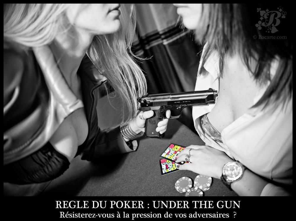 Из Под Дула Покер