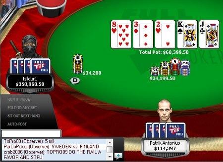 isildur1 omaha poker